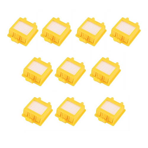 Replacement Parts 10Pcs HEPA Filters for Roomba 700 Series 760 770 780 790