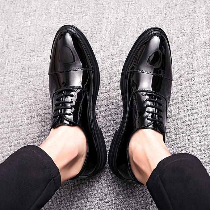 ... EUR Size 38-44 Men Shoes Business Office Shoe Men Wedding Leather Shoes  Men s Oxfords 8f5e16d3126