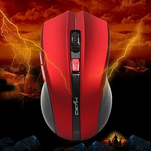 Portable gaming mouse