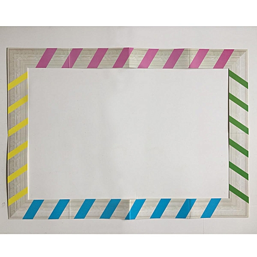 Buy Generic 30 40 50th Happy Birthday Photo Booth Props Frame Party ...
