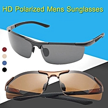 HD Night Vision Men Polarized Glasses Mens Eyewear Driving Sunglasses UV400