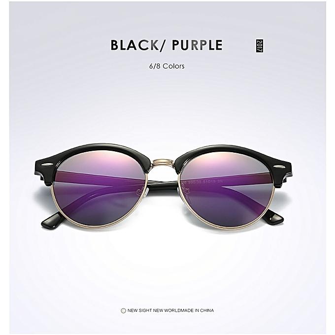 f1db586b36f Hot sale Round HD Polarized erika Sunglasses Men Vintage Sun glasses  Colorful Fashion Women Pink oculos