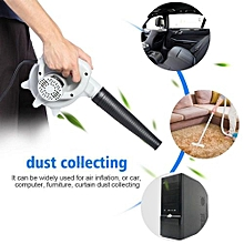 500W Electric Air Blower Handheld Computer Car Dust Leaf Household Cleaner