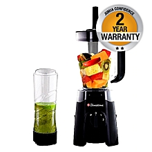 Binatone BLS-360 Blender & Smoothie Maker 1.25 Liters -Black