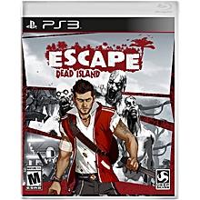 PS3 Game Escape Dead Island