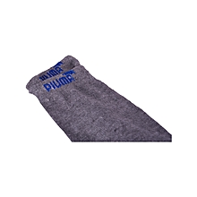 1 Pair Grey Fashionable Socks