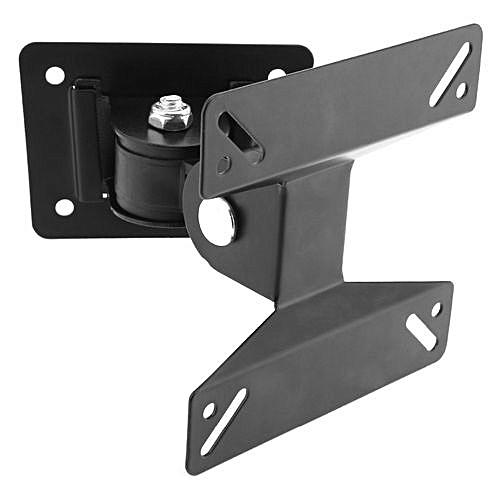 Generic Universal Rotated Sphc Tv Wall Mount Swivel Bracket Stand For 14 24 Inch Lcd Led Falt Panel Plasma Holder