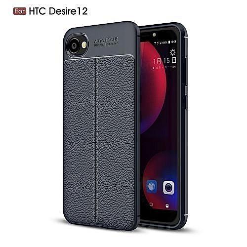 d86efc835e4b96 Generic HTC Desire 12 Silicone Case