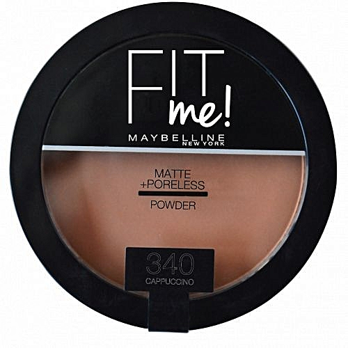 Fit Me Powder - Cappuccino 340
