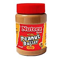 Crunchy Peanut Butter - 400g