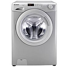 CW/101- Candy 8KG GV148D3S/1-80  FL Washing Machine- Silver