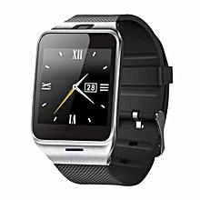Smart Watches DZ09 SIM/TF Bluetooth Sport Pedometer WristWatch Smart Watch For Apple/Android (black)