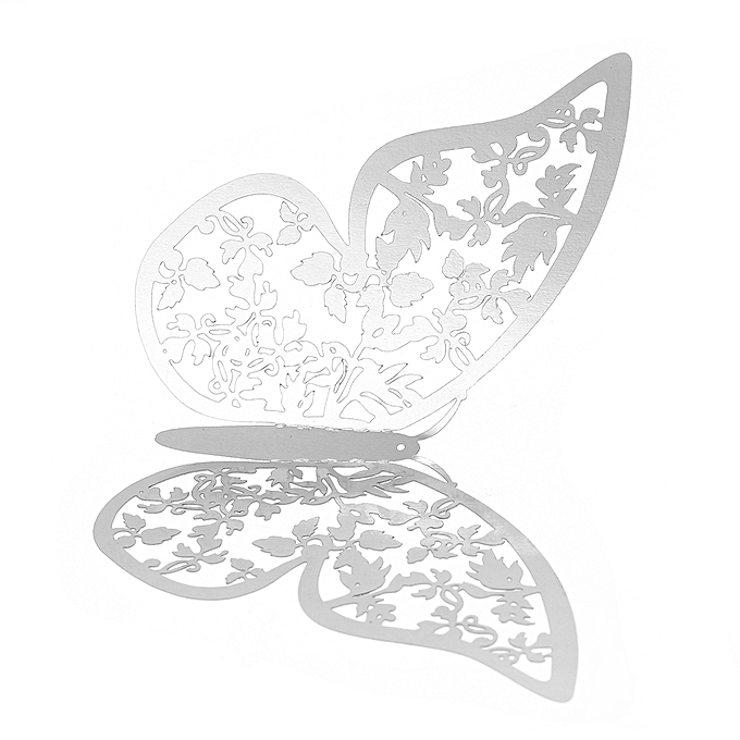 Generic 12pcs Set 3d Butterfly Wall Stickers Removable Mural