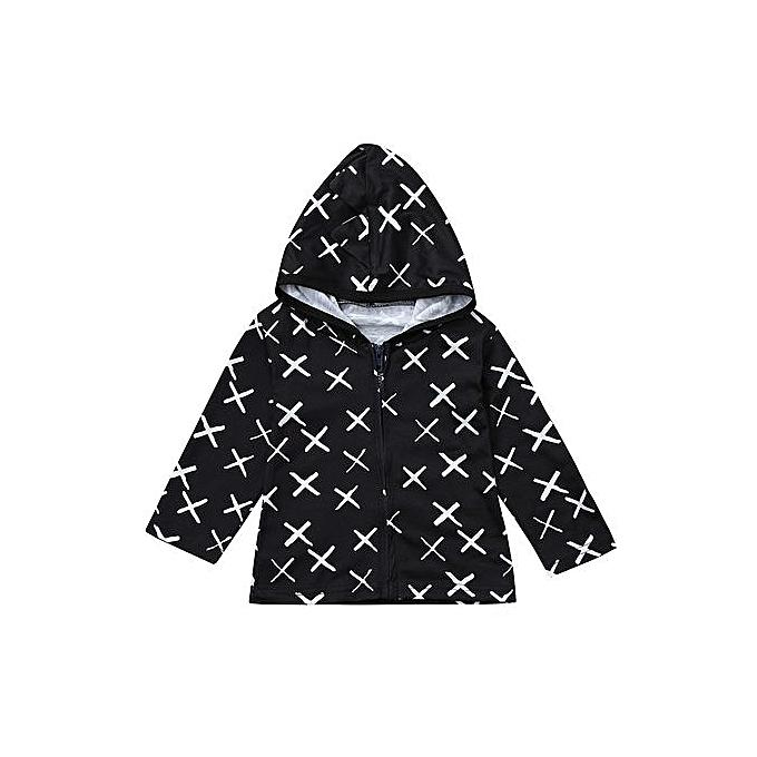 be290b7b1 Eissely Toddler Baby Boys Girls Dinosaur Pattern Zipper Jacket Coat ...