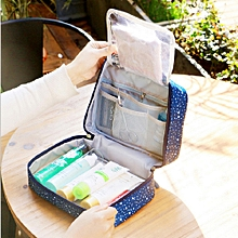 Portable Makeup Cosmetic Toiletry Travel Wash Pouch Storage Bag Handbag B