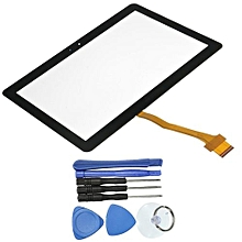 "LCD Touch Screen Digitizer Glass Lens For Samsung Galaxy Tab 2 P5110 P5100 10.1"" Black"