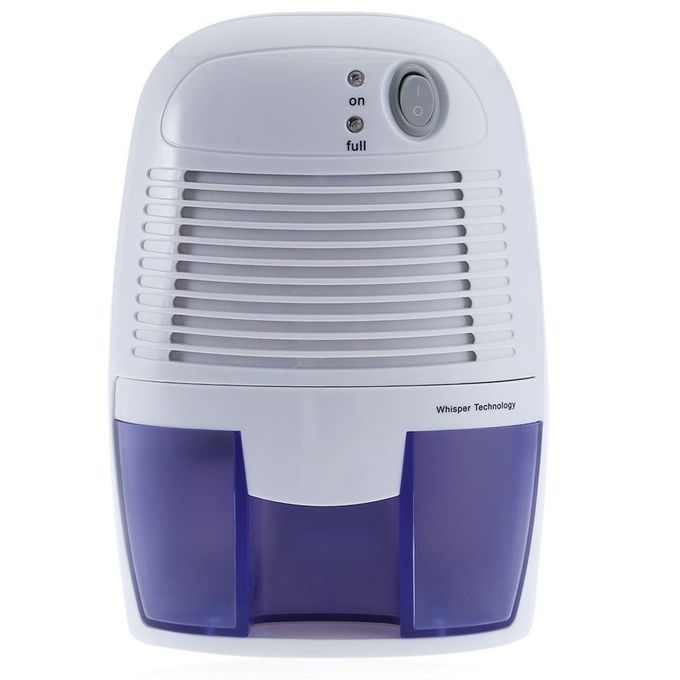 Generic xrow 600a mini air dehumidifier moisture absorber with 500ml water tank for home for Small dehumidifier for bedroom