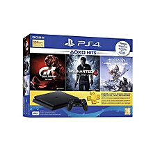 Ps4 Black 1TB Playstation 4 Jailbroken Top 20 games installed for you