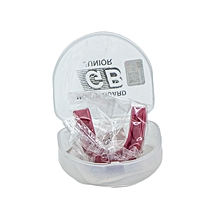 Mouthguard Jnr Gb Assrted Colours- Red- Jnr