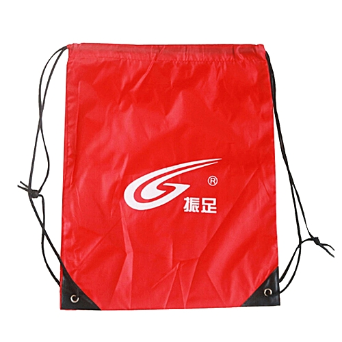 4ee9eafb53 Generic Zhenzu Outdoor Sporting Bag Polyester Fabric Draw Cord Bundle  Backpack Football Bag