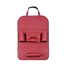 Esing1® Auto Car Back Seat Storage Bag Car Seat Cover Organizer Holder Bottle Tissue Box Magazine Cup Food Phone Bag Backseat