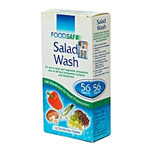 Salad Wash - 56 Tablets