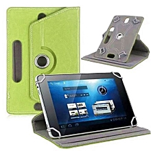 Case Leather Protector Durable 360 Degrees Rotation 7 Inches Protector Cover Tablet PC Case Accessories Tablet Supplies