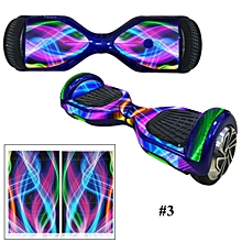 6.5'' Electric Scooter Balancing Hoverboard Shell Case Cover Sticker Skin Decal