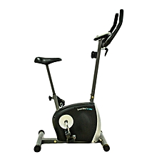 Magnetic Exercise Bicycle - Grey