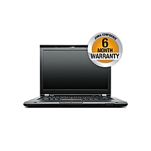 "Refurb Thinkpad T430  - 14"" - Intel Core i5 - 4GB RAM -  500GB HDD - No OS Installed - Black"