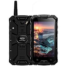 S8 3GB+32GB 5.0 Inch Android 7.0 MTK6753 Octa Core 6000mAh Battery 4G Smartphone(Black)