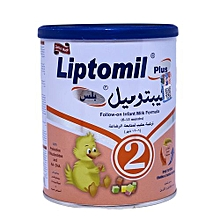 Liptomil Plus2 Baby Milk Powder- 400g