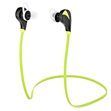 2016 New Sales  G6 Wireless Bluetooth 4.0 Stereo Headphones Studio Headphone Music Fashion Sport Running Headset (Color:As First Picture)