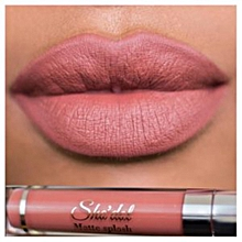 Sho'dol Matte Lquid Lipstick - JAVA BROWN