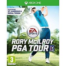 XBOX 1 Game Rory Mcilroy PGA Tour