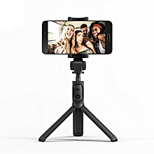 Mi 2-In-1 Selfie Stick and Tripod with Bluetooth Remote Shutter – Black