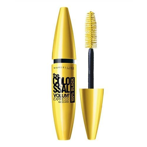 Volume Express Colossal 100% Black Mascara