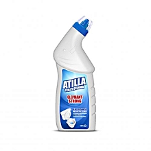 Toilet Cleaner 500ml Plastic Bottle Blue Freshness