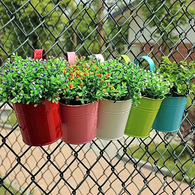 Buy Louis Will Funky Flower Pot Aolvo Colored Tiny Hanging Flower