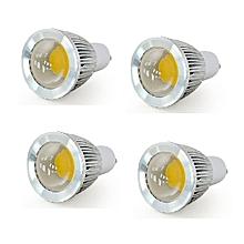 4 Pack LED - LED GU10  Spot 5W - Daylight