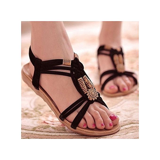 7893420fd04 Colour Black Good Quality Women Shoes Sandals Comfort Sandals Summer Flip  Flops Fashion Cool
