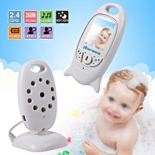 Wireless Security Camera Indoor Baby Monitor Video Night Vision Household EU Plug