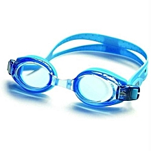Kids Swimming googles adjustable eye Protector - Blue