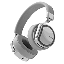 BT270 Wireless HIFI Headphones Handsfree Bluetooth Headphone Bass Stereo Headset with Mic for Mobile phone -White.