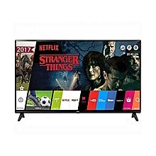"""49"""" FULL HD SMART TV 49LJ550V -  Black"""