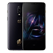 OnePlus 6 The Avengers Version AMOLED Android 8.1 8GB RAM 256GB ROM Snapdragon 845 4G Smartphone UK