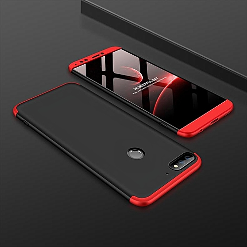 the latest beb28 6966e Case For Huawei Honor 7C Case 360 Degree Full Body Protection Phone Back  Cover For Huawei Honor 7C Hard Plastic Cases