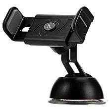 CPH17 Universal Dashboard Windshield Car Mount Holder - Gray
