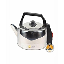 Automatic Electric Kettle - 4.5L - Silver & Black