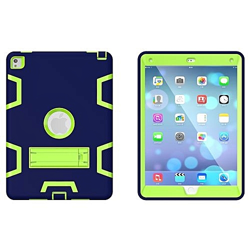Coosybo For Ipad 7 Case, Armor-Box Three Layer Heavy Duty Rugged Hybrid Protective